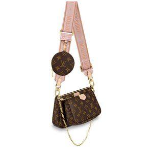 NWT/Louis Vuitton Monogram Multi Pochette Bags